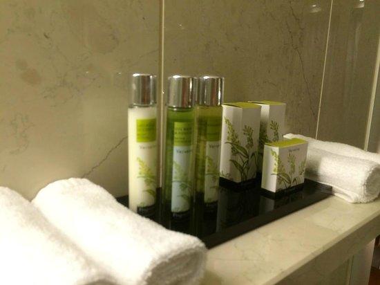Hotel Okura Ámsterdam: Amenities