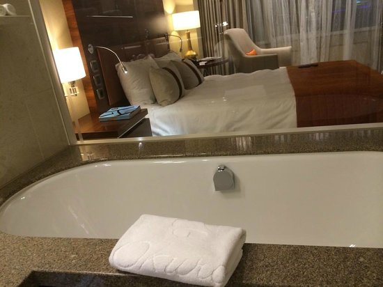 Hotel Okura Ámsterdam: Bath