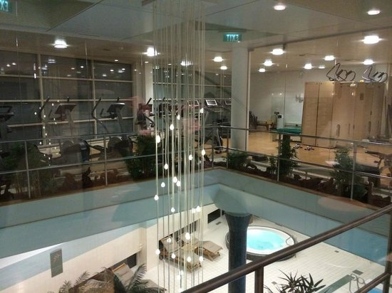 Hotel Okura Amsterdam: Spa