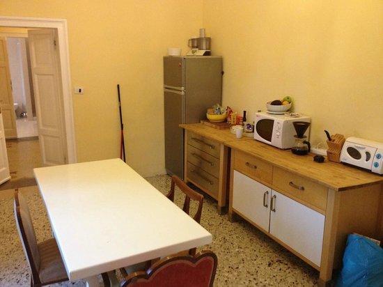 Villa Ines: kitchen