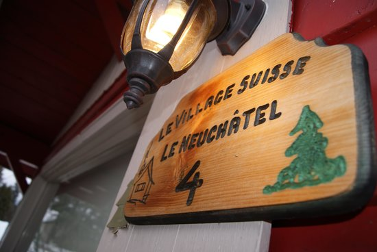Chalets Le Village Suisse: Dont stay at this cottage