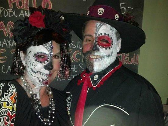 Bodega Taco Bar: Dia De Los Muertos