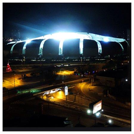 Arena das Dunas : Inauguração da iluminação do Estadio