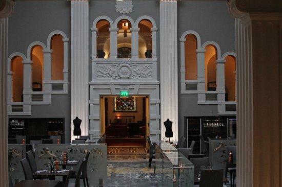 Radisson Blu Plaza Hotel, Helsinki: Restaurant
