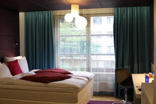 Radisson Blu Plaza Hotel, Helsinki: Hotel room
