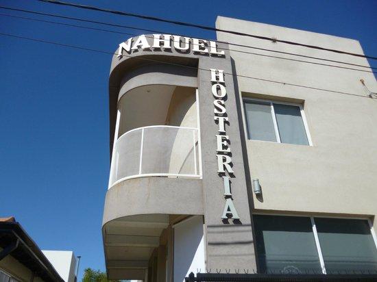 Hosteria Nahuel : entrada