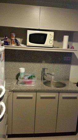 Lecer Apart: Cozinha compacta