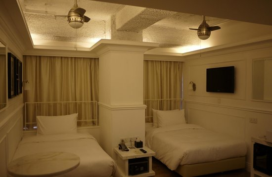 Mini Hotel Causeway Bay Hong Kong: Room - two beds
