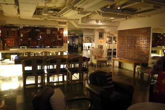 Mini Hotel Causeway Bay Hong Kong : Hotel lobby