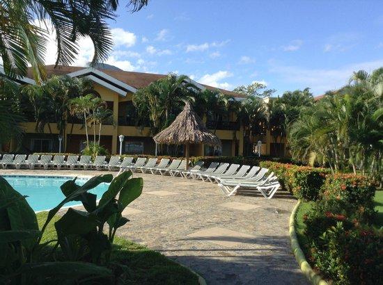 Palma Real Beach Resort & Villas: piscine
