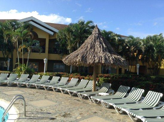 Palma Real Beach Resort & Villas : piscine