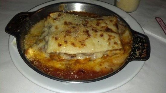 La Trattoria: Lasagna Bolognese!