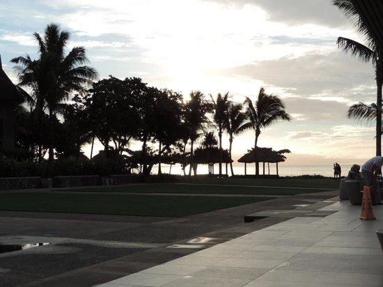 InterContinental Fiji Golf Resort & Spa: Sunset