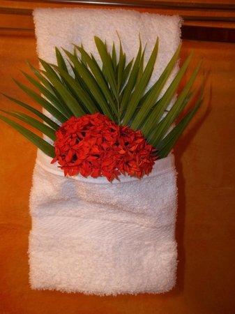 Palma Real Beach Resort & Villas: salle de bains