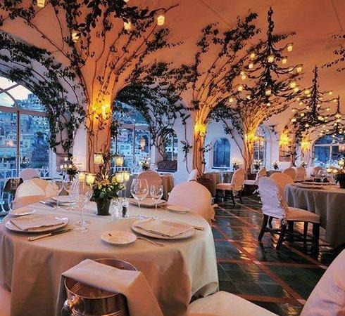 Le Sirenuse Hotel : La Sponda Restaurant