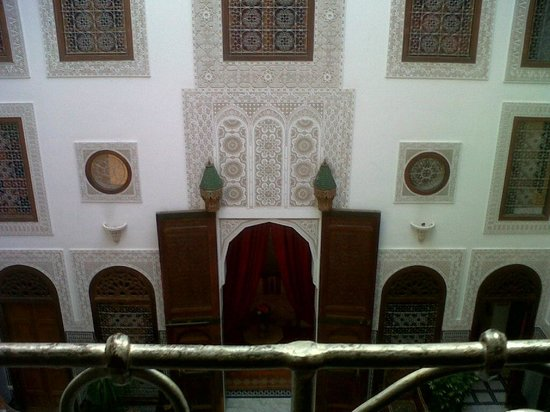 Riad Dar Cordoba: patio central