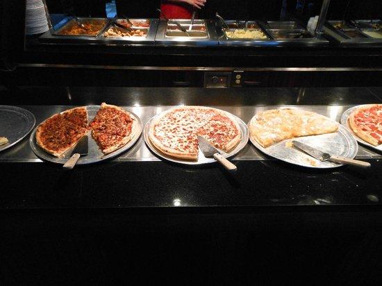 Gondola Restaurant: Pizza bar