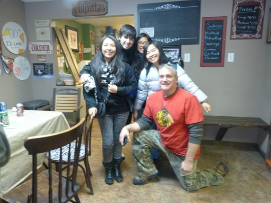 Chi-Town Pizza : Owner of Chi Town Pizza & Wilderness Students