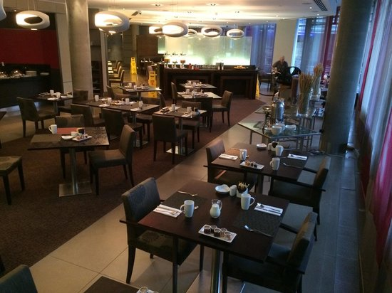 Buffet Afternoon Tea At The Exec Lounge Picture Of