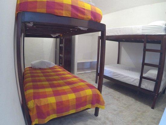 Villas Sol y Mar : Dorm Room