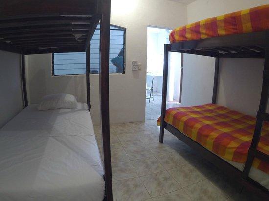 Villas Sol y Mar : Dorm Beds