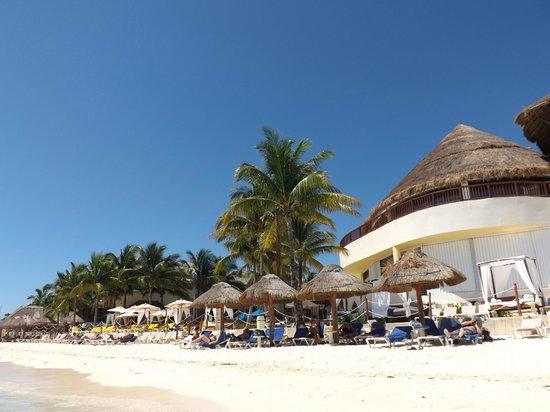 The Reef Coco Beach : El hotel