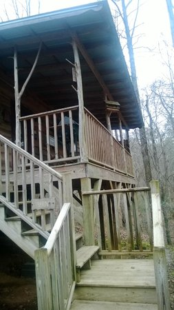 Cavender Creek Cabins Resort: Our cabin
