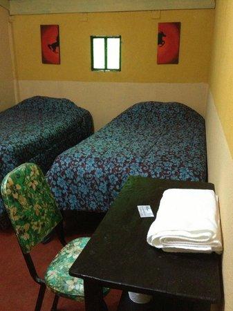 Hostel La Quinta : Habitación No.1