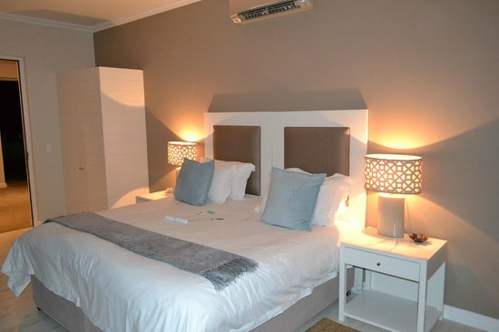 The Robberg Beach Lodge: DeLuxe suite