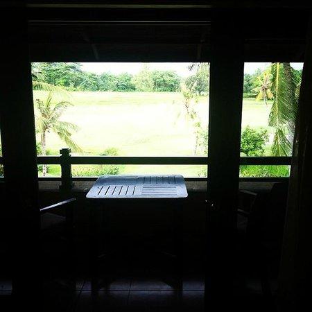 Pan Pacific Nirwana Bali Resort: Balcony