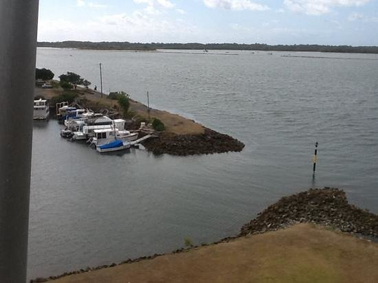 Ramada Hotel & Suites Ballina Byron : view from one of our balconies