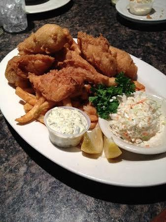 Alstarz Bar & Grill: Fish & Chips-50% off Wednesdays and Fridays