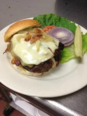 Alstarz Bar & Grill: Great Burgers!
