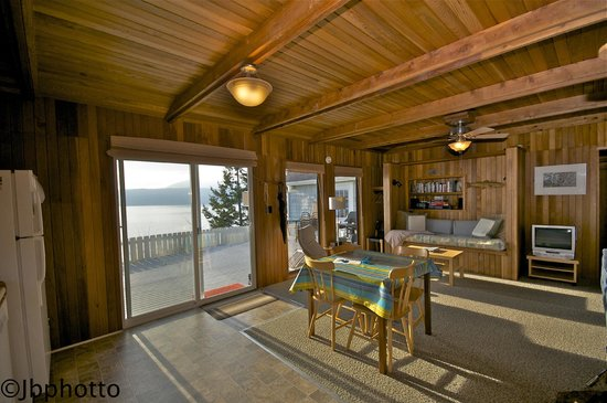 Chevy chase beach cabins port townsend wa omd men och for Chevy chase beach cabins