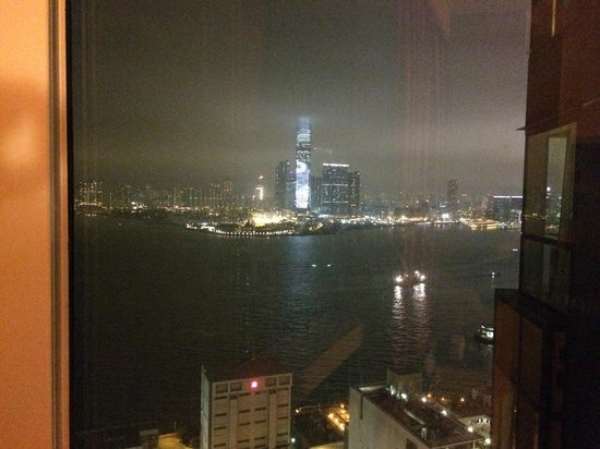 Ibis Hong Kong Central & Sheung Wan Hotel : Harbour View room