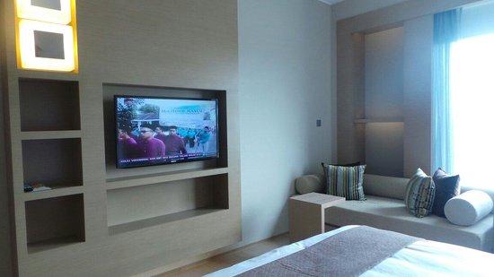 Hotel Jen Puteri Harbour, Johor: LCD TV