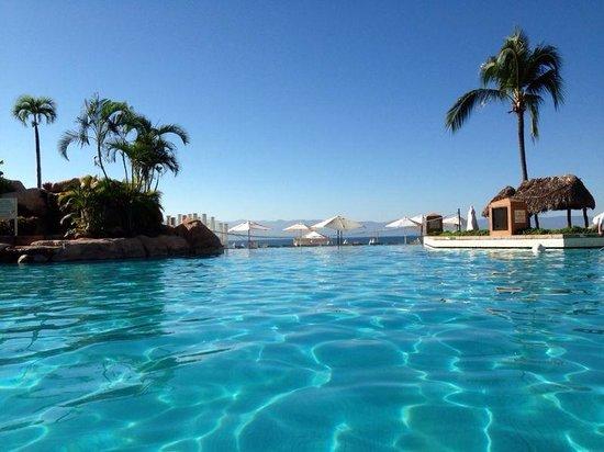 Casa Magna Marriott Puerto Vallarta Resort & Spa: Pool