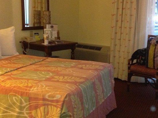 BEST WESTERN Aku Tiki Inn: Room 315