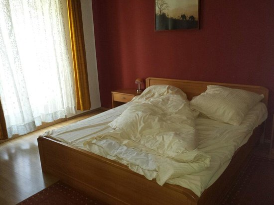 Hotel Majestic : Zimmer