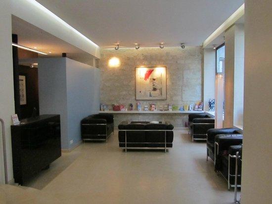 Hotel Albe Saint Michel: Hotel Lobby