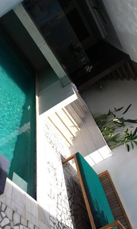 Villa Kayu Raja : Private Pool