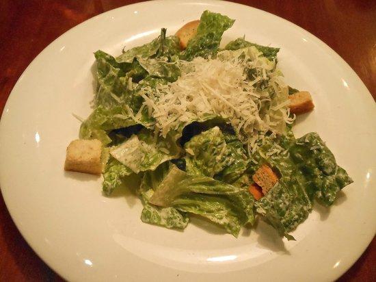 Hennen's: Caesar salad