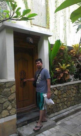Villa Kayu Raja : Kamar no ganjil