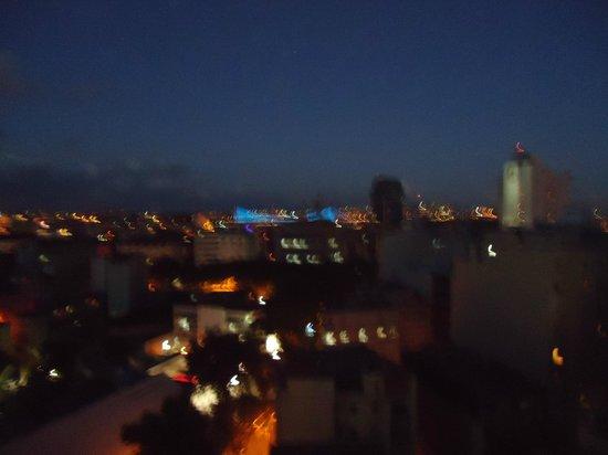 Titanic City Hotel : vista panorâmica do terraço