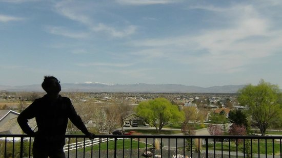 Bella Vista Idaho: view