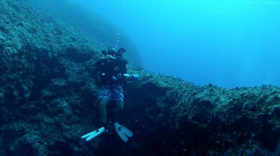 Micronesian Divers Association: Eric on PRISM2