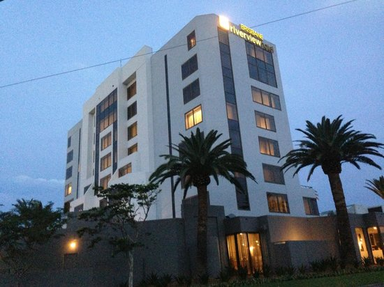 Brisbane Riverview Hotel: Hotel