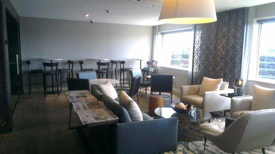 PARKROYAL Darling Harbour Sydney : Club Lounge