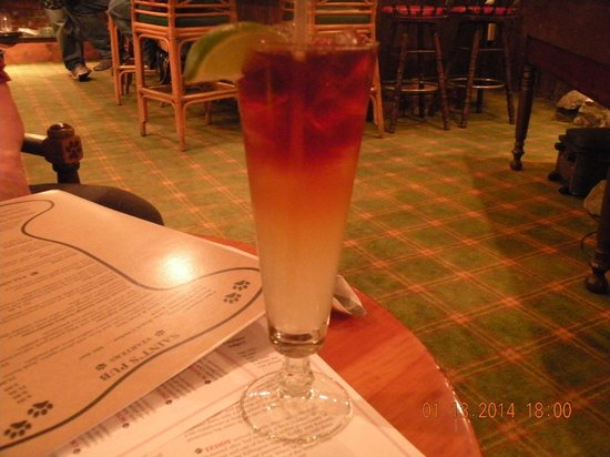 Summit Lodge & Resort: Great selection of drinks
