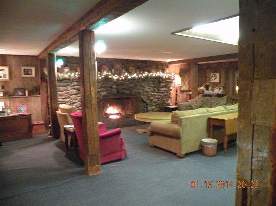 Summit Lodge & Resort: Common area